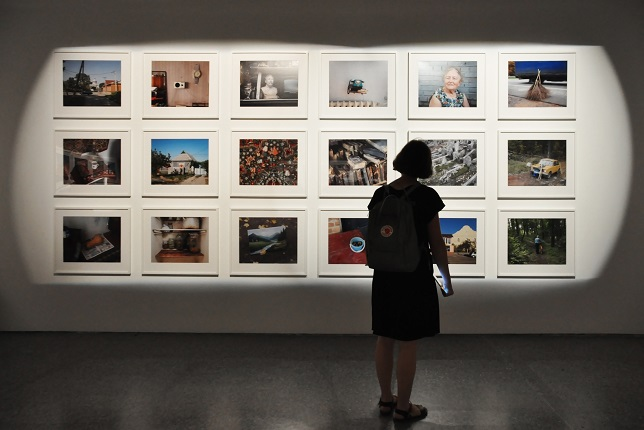 Stephen Shore's retrospective